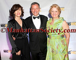 "Artist <a href=""http://celinemcdonald.com/"" target=""_blank"">Celine McDonald</a>,  Vin Cipolla (President, Municipal Art Society), Genie Birch (Chair, Municipal Art Society) attend  Municipal Art Society of New York's ""2012 Jacqueline Kennedy Onassis Medal"" Award Gala, honoring Joan Ganz Cooney and Pete Peterson on Thursday, April 19, 2012 in New York City at The New York Public Library, Stephen A. Schwarzman Building, Fifth Avenue at 42nd Street (Photos by Christopher London ©2012 ManhattanSociety.com)"