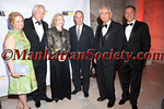 "Genie Birch (Chair, Municipal Art Society), Michael Hoffman (Gala Co-Chair), Joan Ganz Cooney (honoree), NYC Mayor Mike Bloomberg, Peter G. Peterson (honoree),   Vin Cipolla (President, Municipal Art Society) attend  Municipal Art Society of New York's ""2012 Jacqueline Kennedy Onassis Medal"" Award Gala, honoring Joan Ganz Cooney and Pete Peterson on Thursday, April 19, 2012 in New York City at The New York Public Library, Stephen A. Schwarzman Building, Fifth Avenue at 42nd Street (Photos by Christopher London ©2012 ManhattanSociety.com)"