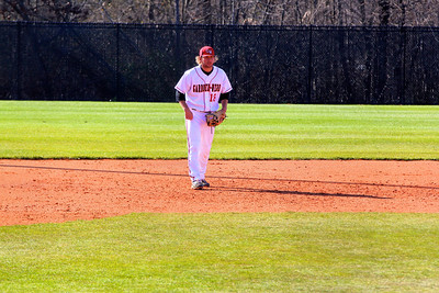 Third Baseman, No. 18, Scott Coleman