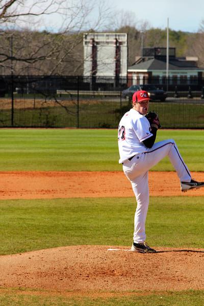 Pitcher, No. 30, Beau Hilton