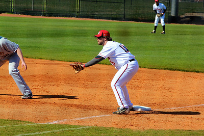First Baseman, No. 15, Dusty Quattlebaum