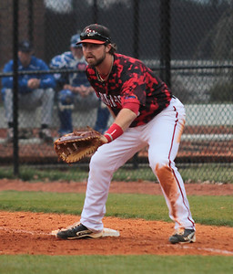 First baseman, Dusty Quattlebaum