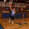 Tribune-Star/Joseph C. Garza<br /> Hard drivin': Rockville senior Cody Jeffries drives to the basket Monday during a drill in preparation for the Rox' semistate game against Fort Wayne Canterbury Saturday in Lafayette.