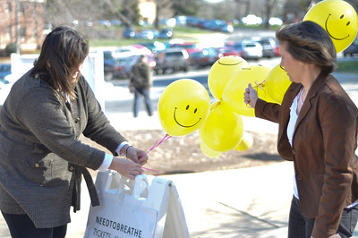 Needtobreathe tickets went on sale at 10am on March 5, 2012 in the Student Activities office or online. Students were lined up waiting to purchase their tickets fo rhte concert.