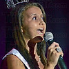 Cabaret: Maddison Brower performs during Friday's fundraiser for the American Cancer Society at South High School.