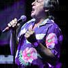 Tribune-Star file photo/Jim Avelis<br /> Entertainer: Davy Jones sang to a appreciative crowd Saturday, May 24, 2008 at Fairbanks Park.
