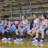 Tribune-Star/Jim Avelis<br /> Breather: St. Mary-of-the-Woods head basketball coach Deanna Bradley talks about what her team can expect when they make the trip to Pennsylvania .