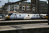 21 March 2012 :: 91111 in Intrim East Coast Railway livery at King's Cross