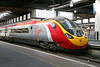 "21 March 2012 :: ""New"" Pendilno 39055 at Euston"