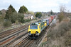 20 March 2012 :: 70019 at Worting with 4O14 Birch Coppice to Southampton