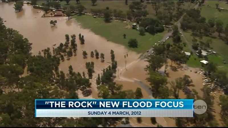 Ten News, Sunday 4th March 2012