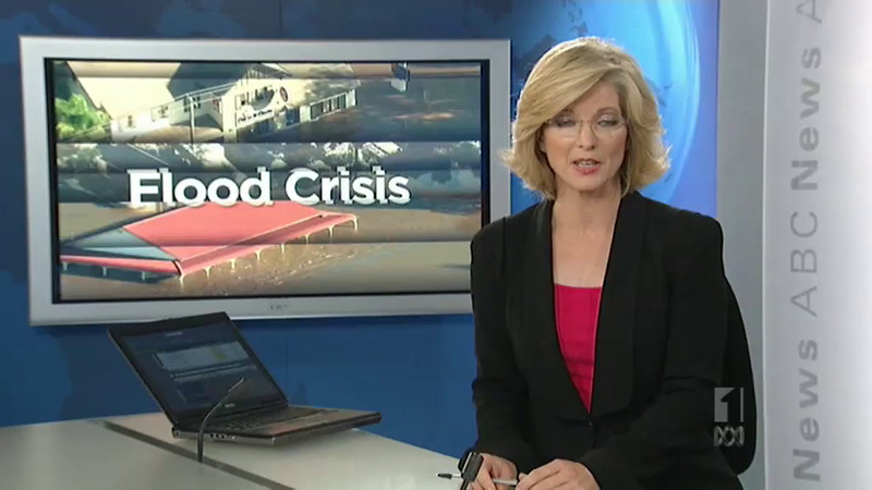 ABC News, Tuesday 6th March 2012