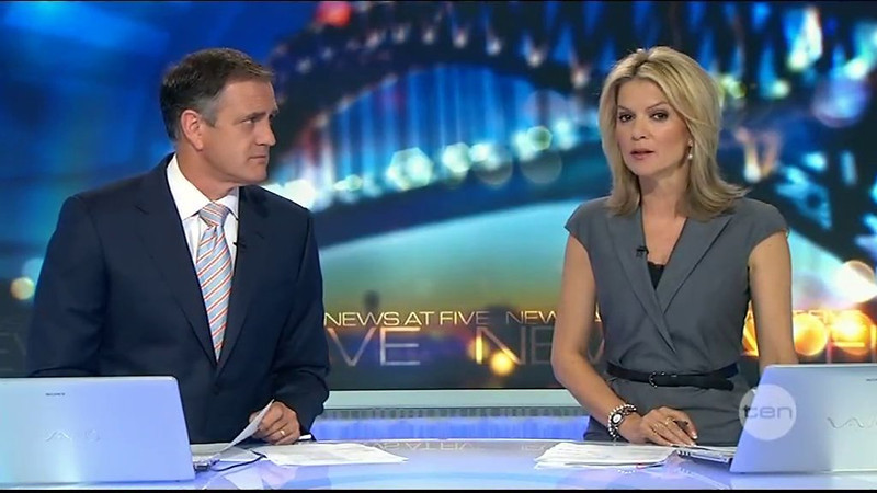 Ten News, Wednesday 7th March 2012