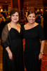 Darlene Rendon and Lola Salazar.  The LAEF Annual Gala, benefiting the Latin American Educational Foundation, at Sheraton Denver Downtown Hotel in Denver, Colorado, on Saturday, March 10, 2012.<br /> Photo Steve Peterson