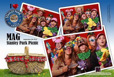 Mark Anthony Group - Stanley Park Picnic