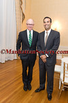 Woody Johnson, George P  Bush