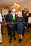 Woody Johnson, Lauren Lawrence