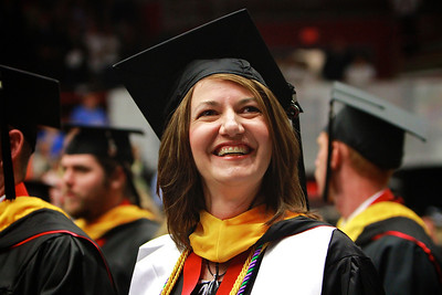 Spring Commencement 2012; May 14 Graduation Ceremony.