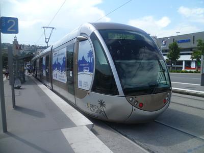 Trams & Metros in France