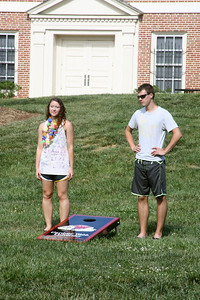 Last Blast was held on the quad Friday, May 4th. Students enjoyed inflatables, funnel cakes, balloon animals, and dinner on the quad.