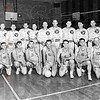 Photo courtesy of Charlie Lee<br /> This photo shows the Terre Haute YMCA's men's volleyball team from the late 1940s or early 1950s.