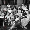Photo courtesy of Becky Buse<br /> This photo shows a Jr. Y-Teen conference in 1949 at the Terre Haute YWCA.