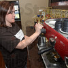 Tribune-Star/Jim Avelis<br /> Co-owner: Trina Enders and her mother-in-law Christine Enders will run the Brazil Coffee Grounds.