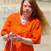 Tribune-Star/Jim Avelis<br /> In court: Stephanie Foster, 36, faces up to 30 years in prison in a plea agreement that Judge Michael Lewis took under advisement Monday May 14 2012in Vigo Superior Court 6 in Terre haute Ind. Lewis set a June 15 date for possible acceptance of the plea and sentencing.