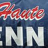 Terre Haute North Tennis banner.
