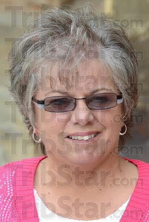 Clerk: Parke County Clerk Diana Hazlett mug shot.