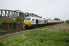 21 May 2012 :: 67026 'Diamond Jubilee' passes Battledown Flyover with 5O61 Wembley to Eastleigh