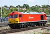 28 May 2012 :: Ex works 60015 at Basingstoke with 0Z60 Toton to Eastleigh