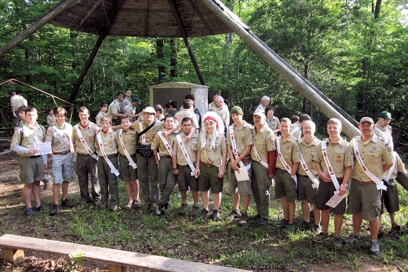 Order of the Arrow, Beaver Days at Camp Grimes