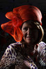 """Juanita Chacon.  """"Women With Hattitude--Act Seven,"""" benefiting the Denver Center for Perfroming Arts' Women's Voices Fund, at the Donald R. Seawell Grand Ballroom, Denver Center for Performing Arts, in Denver, Colorado, on Thursday, May 3, 2012.<br /> Photo Steve Peterson"""