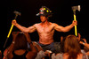 Henry Vancil.  The 2013 Colorado Firefighter Calendar Auditions & Celebrity Judging Event at Exdo Event Center in Denver, Colorado, on Friday, May 11, 2012.<br /> Photo Steve Peterson
