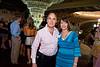 Dr. Richard Korentager and Julie Levine