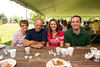 l to r: Julie Baker, Bob Baker, Leslie Baker, Grant Dealy