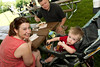 Jenna, Patrick and Liam (baby) Bobrukiewicz