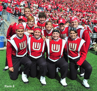 2012  UW Band   - RANKS