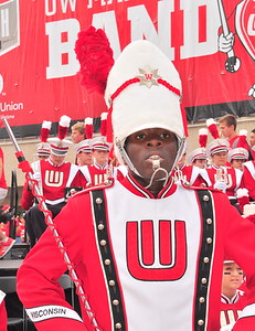 Drum Major   Malcom Robey