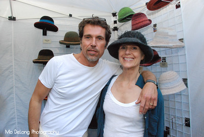 Andrew and Kim Todd