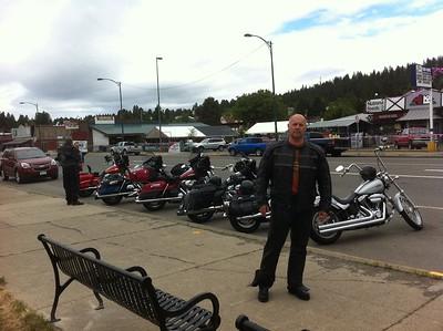 Miner's Burger Ride2012