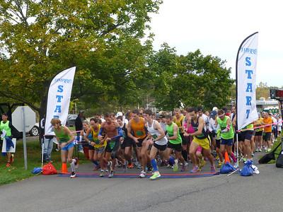 Mohawk Hudson River Half Marathon