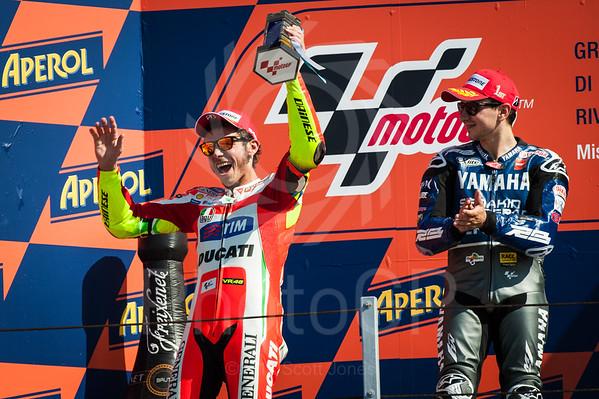 MotoGP 2012 13 Misano