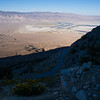 Lengthening shadows over the Owens Valley