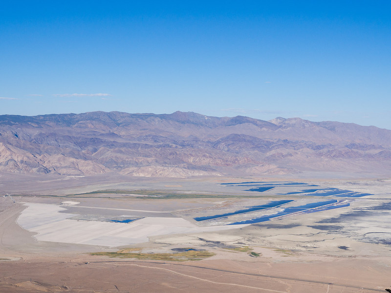 The remnants of Owens Lake