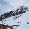 Whitney Glacier and the back side of Mt. Shasta