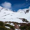 Camp and Mt. Shasta