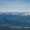 Mt. Shasta valley and the Klamath Range