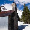 Sierra Club hut at Horse Camp